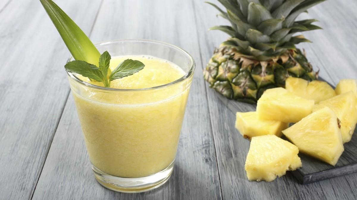 Kokos-Ananas-Drink