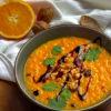 Orange Carrot Soup