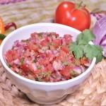 Tomaten-Chili-Salsa