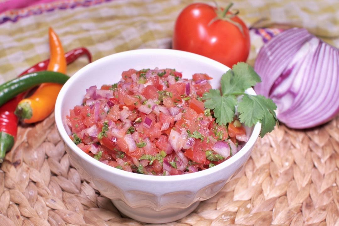 Tomaten Chili Salsa