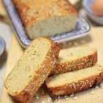 Paleo Coconut Almond Bread