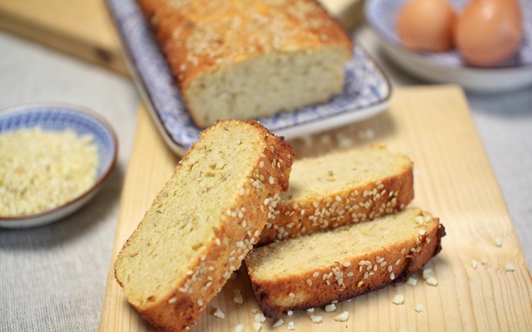 Paleo Kokos Mandel Brot