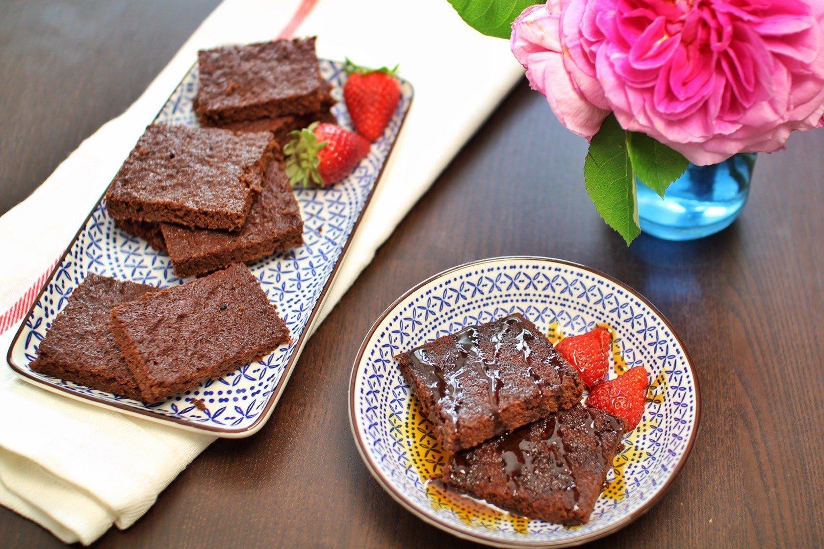 Paleo Süßkartoffel Brownies